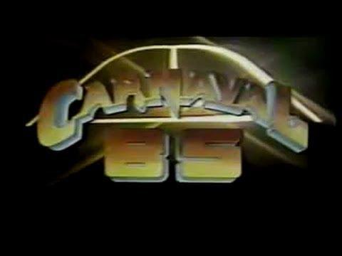 Intervalo Carnaval 1985 - Rede Manchete 2