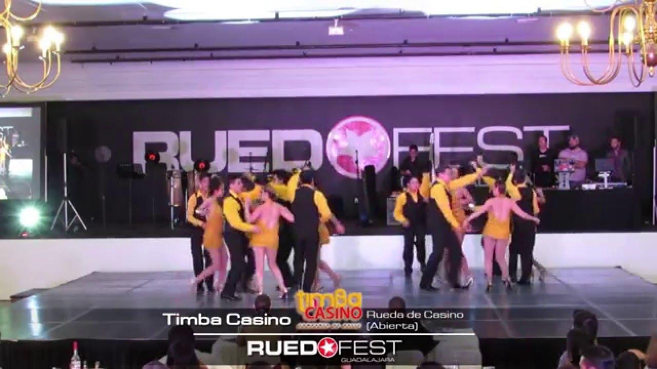 Timba Casino (Rueda de Casino Abierta) | Ruedafest 2015 | Guadalajara