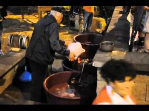 Piedimonte Etneo, 25-09-2011 - Rievocazione Storica Festa della Vendemmia