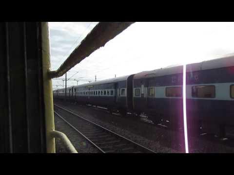 [hd]: Devastating Lgd Wap 4 Charminar Superfast Express On Rampage Tears Past Kathivakkam video