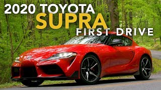 2020 Toyota Supra Review