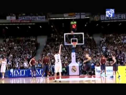 MÚSICAL: Real Madrid 98-84 FC Barcelona