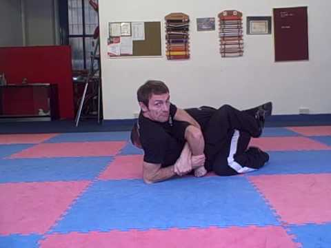 Kimora submission closed guard -Gannon's Black Belt Academy Image 1