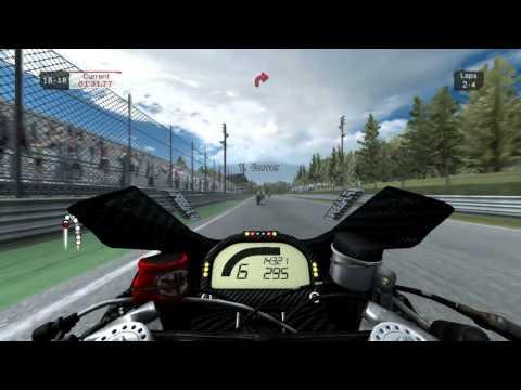 Yamaha Yzf R1 A 305 Km/h Sbk 2011