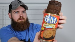 Does B&M Canned Bread Taste Good???