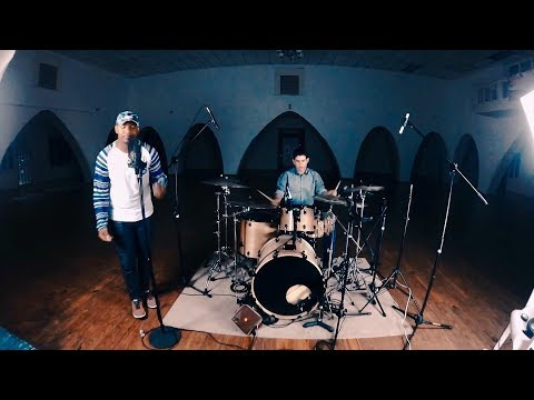 Falling Into You  - Hillsong Young & Free (Drums & Voice Cover)
