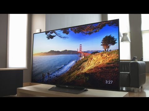 Sony X850D 4K HDR Android TV Review! (BEST 4K TV 2016?)