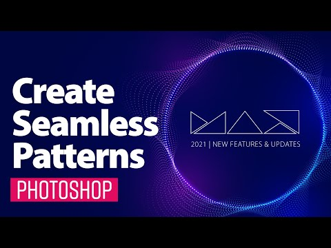 Photoshop 2021 New Feature   Pattern Preview