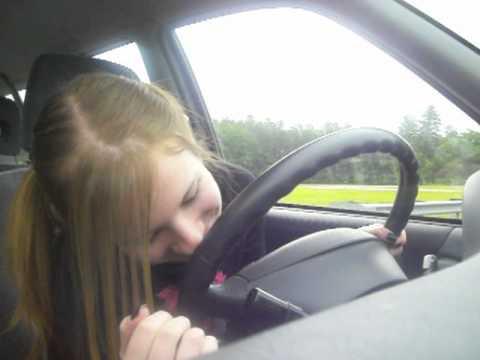 How Jenni Learns to drive Sams Car