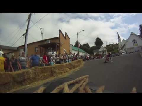 Cathlamet Downhill Corral 2011 Bustin edtion