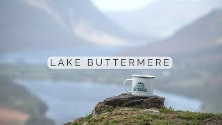 LAKE BUTTERMERE | LAKE DISTRICT | A MOODY DAY