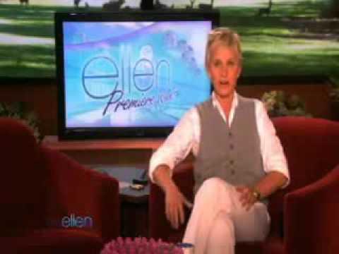 The Ellen Show: Ellen DeGeneres Replacing Paula Abdul on 'American Idol'