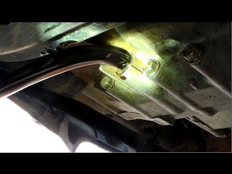 Honda Ridgeline Transmission Fluid Change