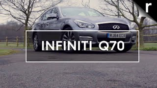 Infiniti Q70 review: A brave alternative?