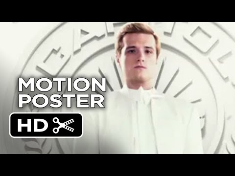 The Hunger Games: Mockingjay - Part 1 - Motion Posters (2014) - Josh Hutcherson Movie HD