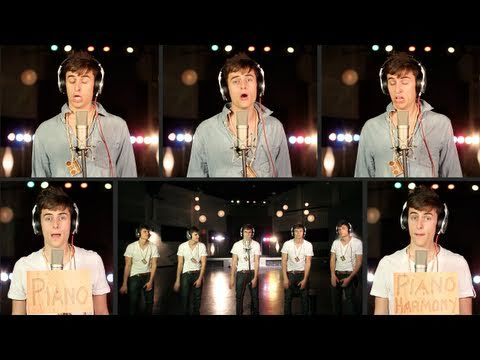 Rolling In The Deep - A Cappella Cover - Adele - Mike Tompkins - Beatbox video