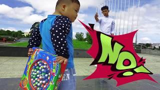 Trò Chơi Dạo Phố Tìm Đồ Chơi ❤ ChiChi ToysReview TV ❤ Đồ Chơi Trẻ Em Baby
