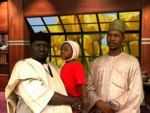 Hafiza Quran 3 year Old Girl Sayyada Rukaiyyah Jikar Sheikh Tahiru Bauchi