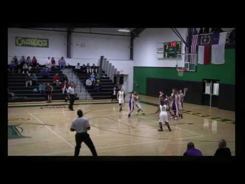 Harrells Christian Academy Varsity Women's Basketball Intro Video 2013-14