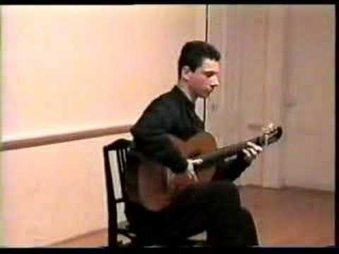 Spanish Guitar: Farruca by Sabicas