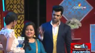 Great Comedy by Manish Paul ITA Awards 2015
