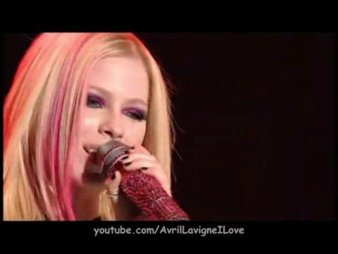 Avril Lavigne - let_go-int