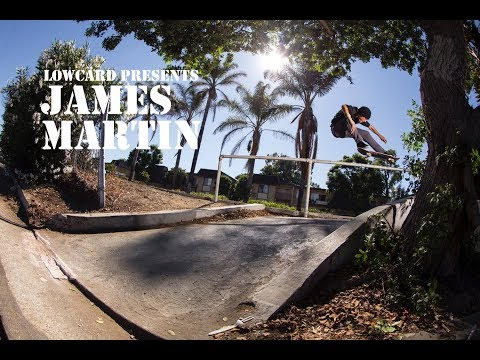 Lowcard Presents James Martin