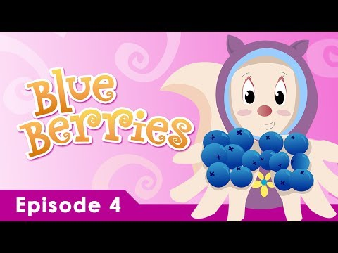 Misri Bunch: Episode 04 Blue Berries For Breakfast [islamic Cartoon (english)] video