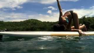 Stand Up PaddleBoard SUP Yoga Costa Rica