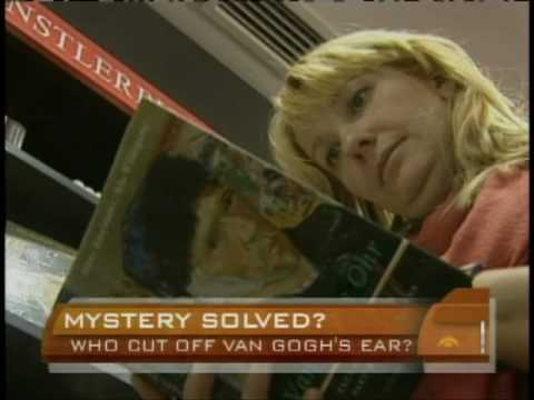 Search For Van Gogh's Ear