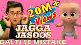 download lagu Galti Se Mistake  Animated Version Jagga Jasoos  gratis