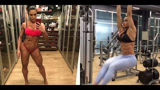 Gracyanne Barbosa - Abs Exercises