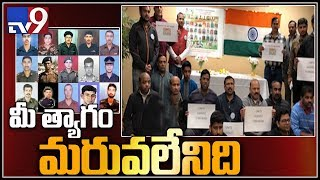 Association of Indian Americans pays homage for immortal Jawans @Bay Area || USA