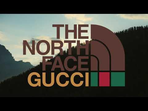 Gucci y The North Face visten fachadas con su nueva colección