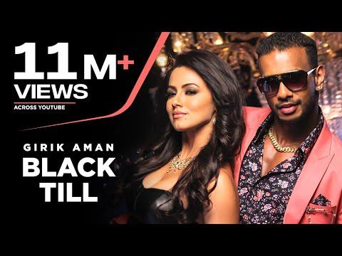 Girik Aman Black Till (Full Video) Dr. Zeus   Fateh   Sana Khaan  