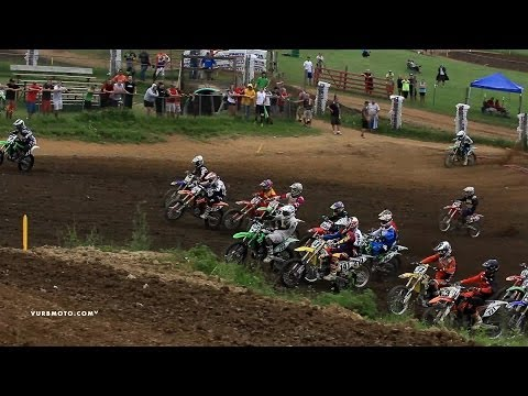A Ticket To The Ranch | 2014 High Point LLRC 450A Uncut - vurbmoto