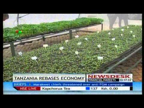 Tanzania's rebasing effort expands her gross domestic product by 32 percent