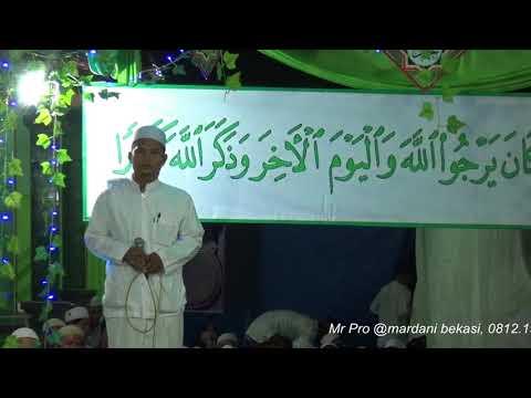 Ceramah Agama Ustadz Muhammad Irwan Depok. Dalam Rangka Maulid Nabi Muhammad SAW