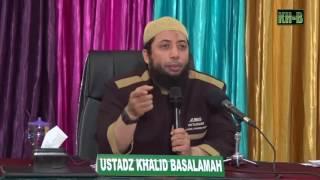Bolehkah Budak Digauli Pemiliknya - DR Khalid Basalamah, MA