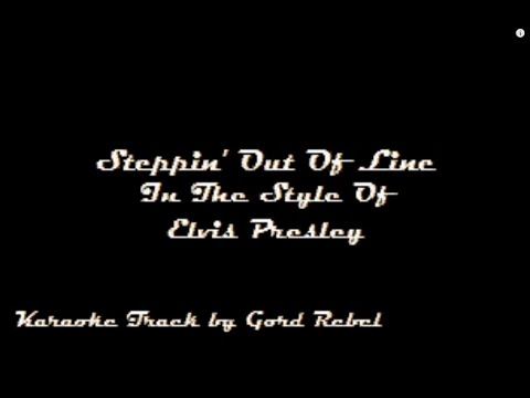 Elvis Presley - Steppin