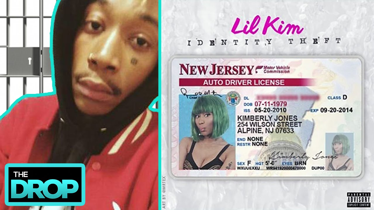 wiz khalifa back to jail     lil kim accuses nicki minaj