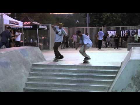 Hometown Heroes Skate: Phoenix 2011