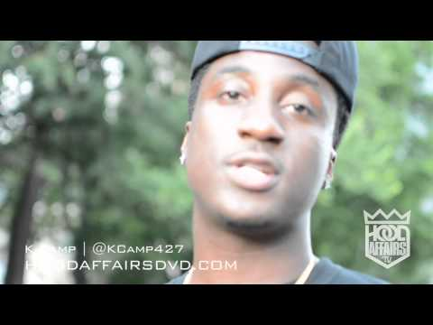 "K Camp On Signing With Interscope And ""Cut Her Off"" Going #1"