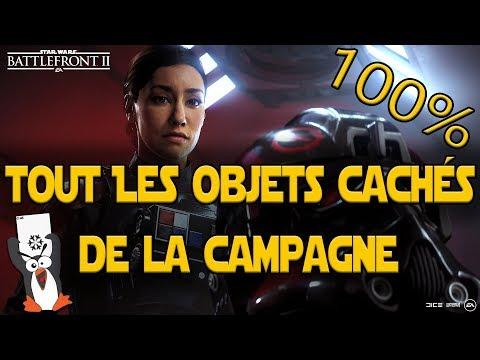 EMPLACEMENTS DES ÉTAPES-CLÉS DE LA CAMPAGNE: Star Wars Battlefront 2 #1