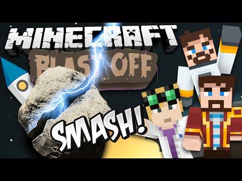 Minecraft Mods Blastoff #13 ROCK SMASHER