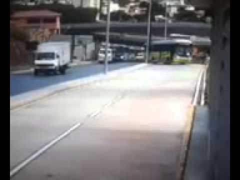 Bridge collapses in Belo Horizonte, Brazil - 2 people died and 19 injured