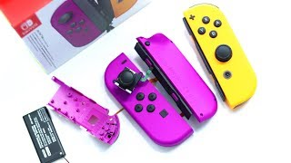 Switch Drift FIXED With New Joy-Cons?