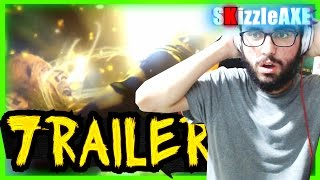 NEW BO3 DLC 4 REVELATIONS TRAILER REACTION ~ BO3 SALVATION DLC TRAILER (Black Ops 3 Zombies DLC 4)