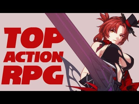 Top 10 Action RPG / Hack and Slash Android Games of 2017 | High Graphics