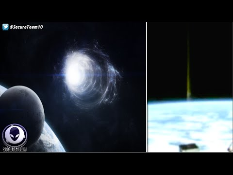 We Knew It! NASA Admits Hidden Portals Opening Above Earth! 7/18/16